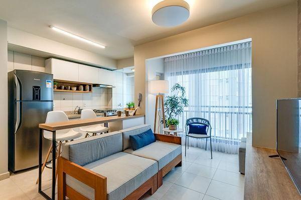 Apartamento com 2 quartos no Viva Mais Parque Cascavel - Bairro Vila Rosa em Goiânia - Foto 2