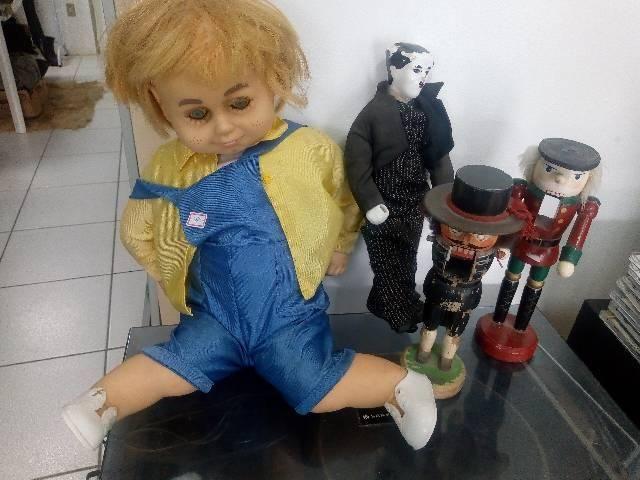 Boneco Fofão e brinquedos antigos a partir de 100,00 - Foto 3