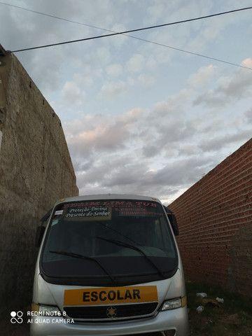 Micro ônibus Mercedes bens lo914 Marcopolo - Foto 9
