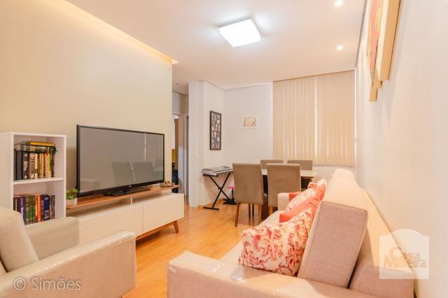 Apartamento à venda com 3 dormitórios em Salgado filho, Belo horizonte cod:273971 - Foto 2
