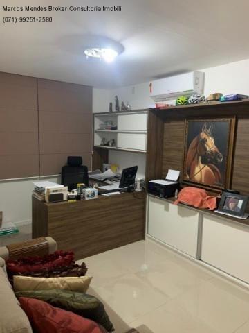 Excelente casa com 5/4, pronta para morar, em condomínio fechado, lazer e portaria 24 hs. - Foto 13