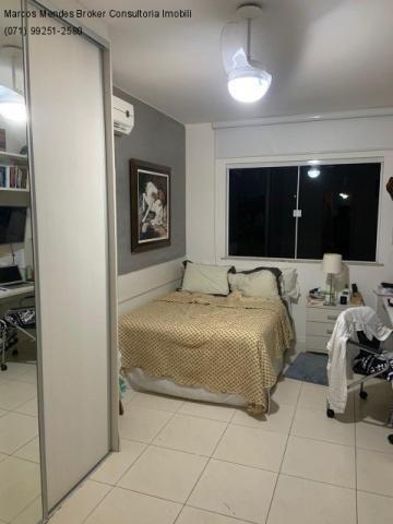 Excelente casa com 5/4, pronta para morar, em condomínio fechado, lazer e portaria 24 hs. - Foto 19