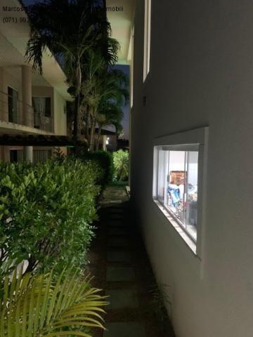 Excelente casa com 5/4, pronta para morar, em condomínio fechado, lazer e portaria 24 hs. - Foto 6