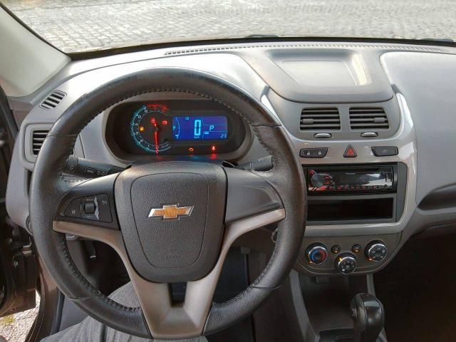 COBALT 2015/2015 1.8 MPFI LT 8V FLEX 4P AUTOMÁTICO - Foto 8