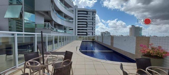 Apartamento com 1 dormitório para alugar, 46 m² por R$ 2.000,00/mês - Ponta D'areia - São  - Foto 9