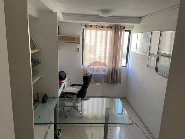 Excelente Apartamento com 4 Quartos e 3 Vagas em Casa Forte para Venda ou Locação - Foto 10