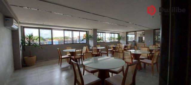 Apartamento no Studio Design Holandeses com 46,00m²- Calhau - São Luís/MA por R$ 2.200,00 - Foto 13