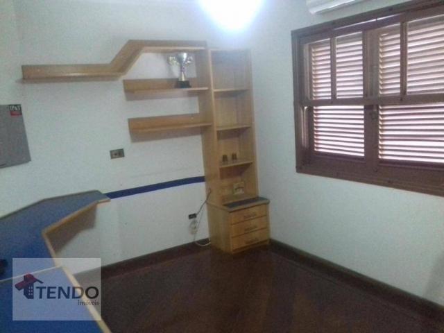 Sobrado - venda - 4 dormitórios, - 3 suítes - aluguel por R$ 4.600/mês - Vila Marlene - Sã - Foto 13