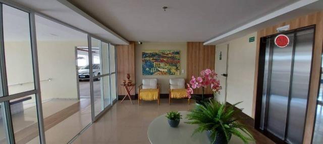 Apartamento com 1 dormitório para alugar, 46 m² por R$ 2.000,00/mês - Ponta D'areia - São  - Foto 5