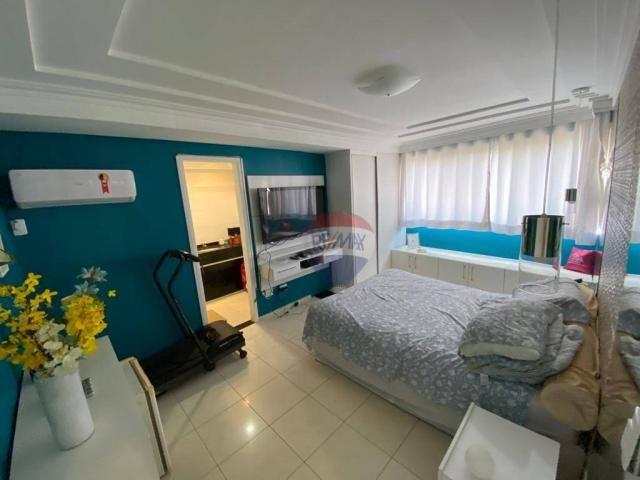 Excelente Apartamento com 4 Quartos e 3 Vagas em Casa Forte para Venda ou Locação - Foto 18