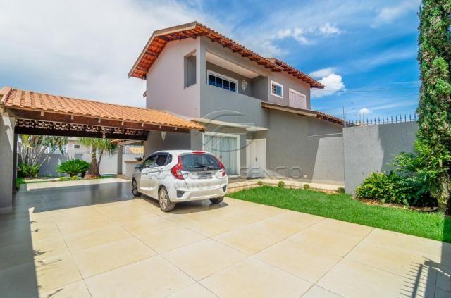 Casa à venda com 3 dormitórios em Parque residencial granville, Londrina cod:V5352
