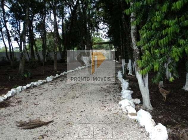 Chácara para Venda em São José dos Pinhais, SÃO MARCOS, 3 dormitórios, 1 banheiro