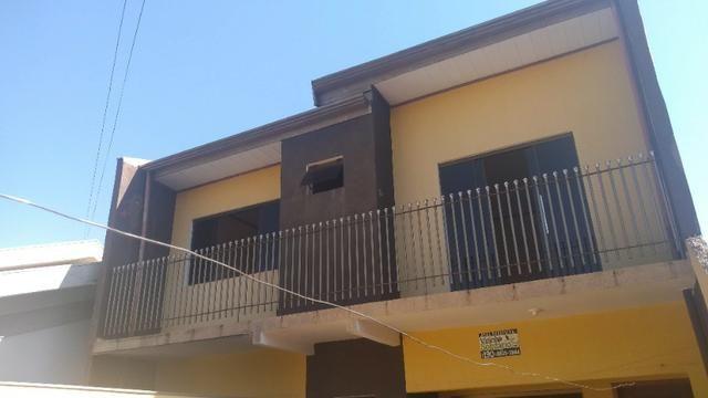 Casa esquina + sobrado em rua comercial super abaixo do preço para vender logo - Foto 12