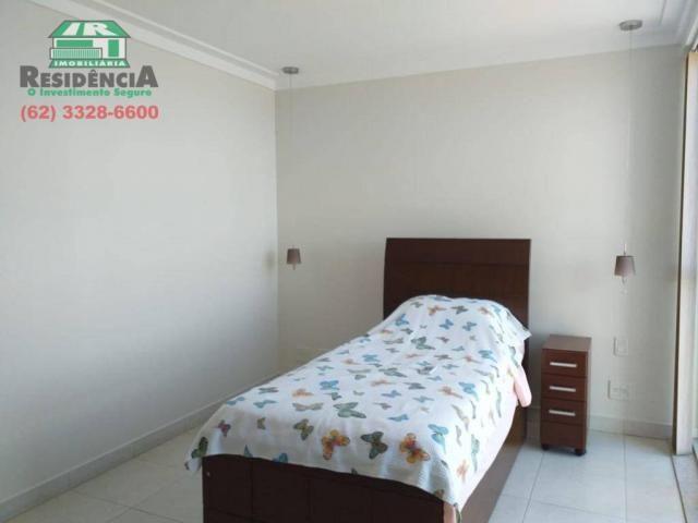 Apartamento com 4 dormitórios à venda, 173 m² por R$ 900.000 - Jundiaí - Anápolis/GO - Foto 12