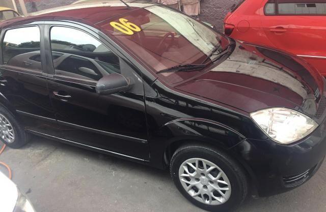 Fiesta 1.0 Flex 4ptas 2006 - Completo, carro bem conservado! - Foto 3