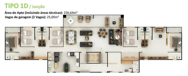 34- Cidade do Porto seu mais novo lar com 3 e 4 Suítes. Lazer completo para sua família! - Foto 16