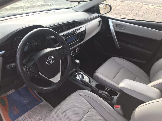 Corolla 1.8 GLI Upper Automático 2017 - Foto 7