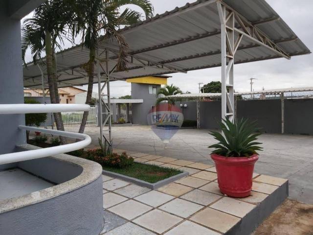 Apartamento com 3 dormitórios para alugar, 105 m² por R$ 700/mês - Lagoa Seca - Juazeiro d - Foto 11