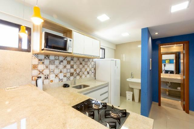 Apartamento mobiliado no Paradise Flat em Ponta Negra - Foto 7