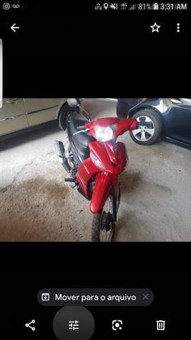 Moto cytonton 115 ano 2014 e 2014 doc tudo ok 300 k rodado placa nova ja - Foto 3