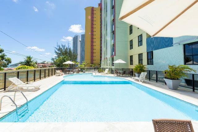 Apartamento mobiliado no Paradise Flat em Ponta Negra - Foto 8