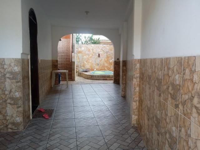 UED-38 - Casa 3 quartos com suíte e piscina em andré carloni - Foto 2