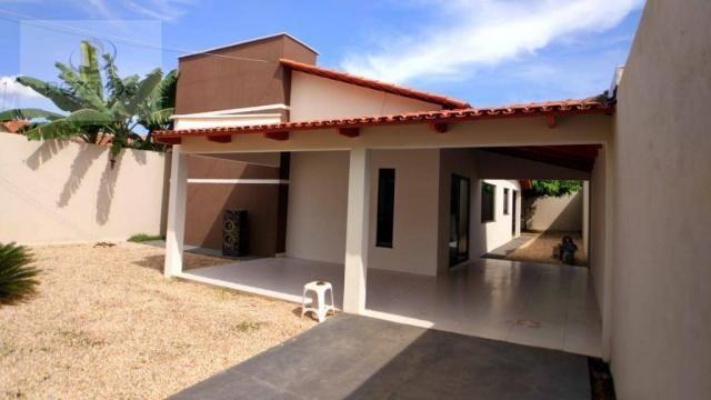 Casa com 2 dormitórios à venda, 137 m² por R$ 240.000 - Plano Diretor Sul - Palmas/TO