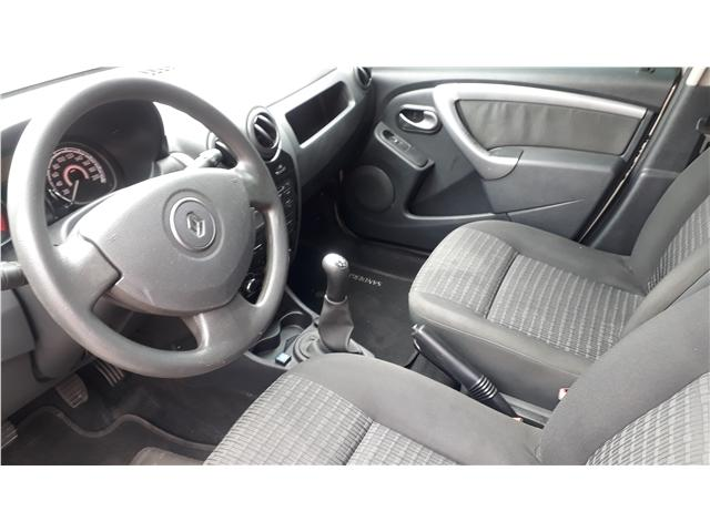 Renault Sandero 1.0 expression 16v flex 4p manual - Foto 8
