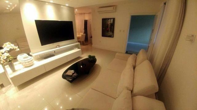 Casa de condominio com 4 suites e segurança 24 horas, bem localizada - Foto 5