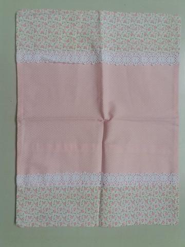 Fronha para travesseiro de bebê - Foto 3