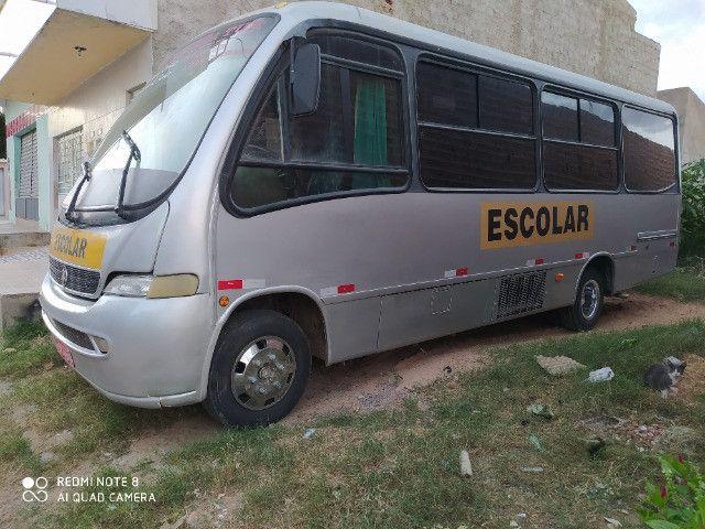 Micro ônibus Mercedes bens lo914 Marcopolo - Foto 17