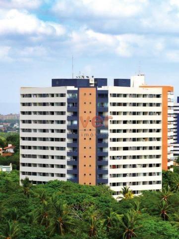 Apartamento à venda, 72 m² por R$ 380.000,00 - Engenheiro Luciano Cavalcante - Fortaleza/C