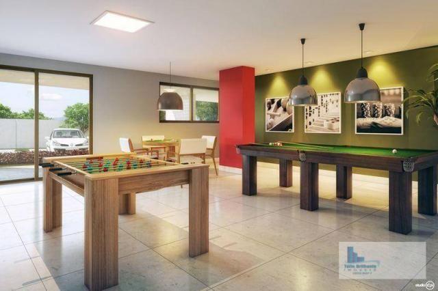 Apartamento com 3 dormitórios à venda, 64 m² por R$ 340.330,00 - Barro - Recife/PE - Foto 5
