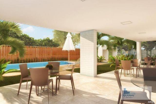 Apartamento com 3 dormitórios à venda, 64 m² por R$ 340.330,00 - Barro - Recife/PE - Foto 4