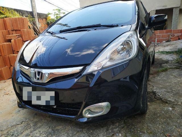 Honda Fit EX 13/14 Aut - Foto 17