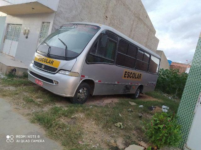Micro ônibus Mercedes bens lo914 Marcopolo - Foto 16