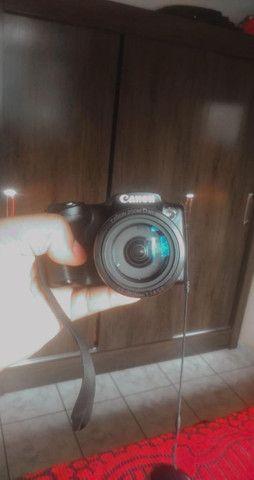 Câmera Canon 400 IS  - Foto 3
