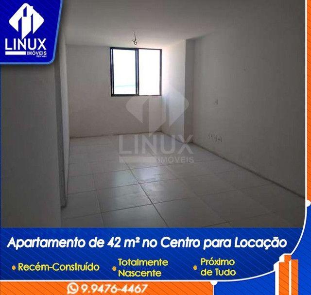 Apartamento de 1 Quarto no Centro de Caruaru p/ Locação - Foto 3