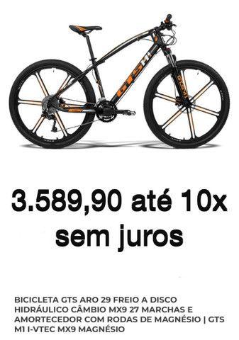 Bicicleta várias marcas e modelos