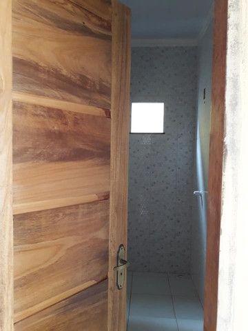 R$140.000 reais Financiamento de Casa no Novo Estrela em Castanhal 2 quartos com 1 suíte - Foto 5