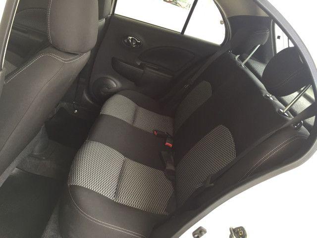 Nissan March 1.6 2020 - Foto 11