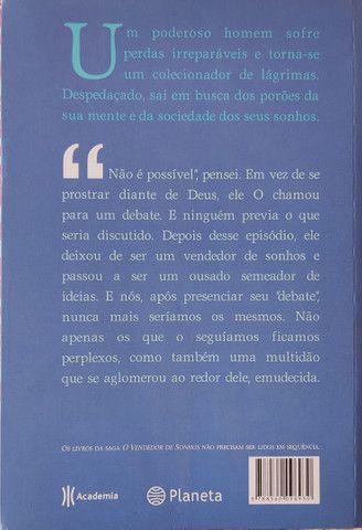 Livro: o Semeador de Ideias-Augusto Cury - Foto 2