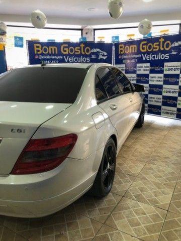 Mercedes- Benz C 180 1.8 Blindada 2011 Aut - Foto 5