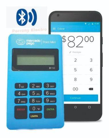 Máquina De Cartão Débito E Crédito Point Mini - Mercado Pago - Foto 3