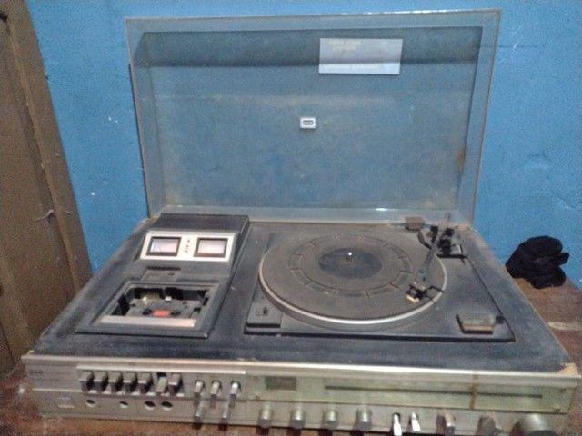 Radiola 3 em 1 antiga