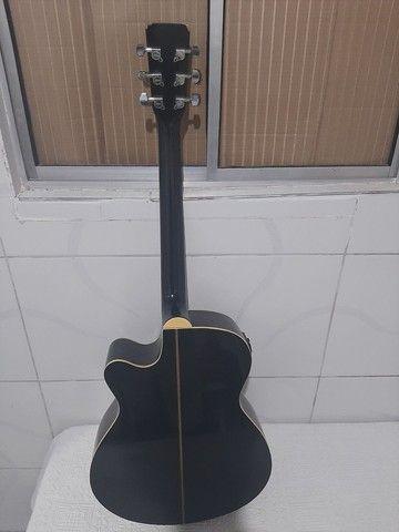 Violão de aço tagima dallas - Foto 2