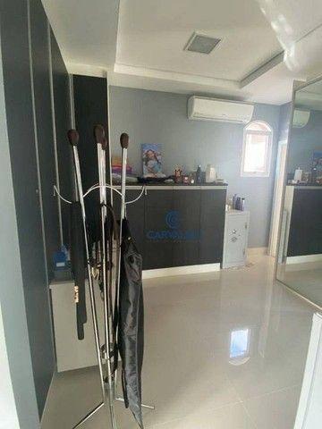 FLORAIS DOS LAGOS - CASA SOBRADO - com 4 dormitórios à venda, 436 m² - Condomínio Florais  - Foto 13