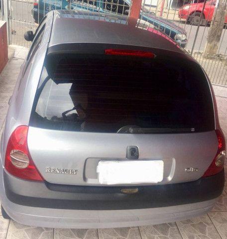 Clio 1.6 16v 2005 Completo! - Foto 6