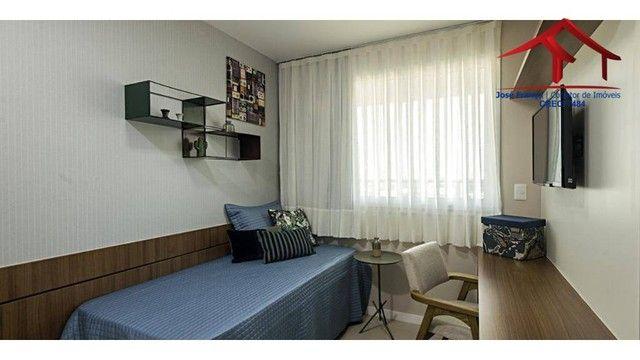 Apartamento com 3 dormitórios à venda, 112 m² por R$ 753.000,00 - Guararapes - Fortaleza/C - Foto 7