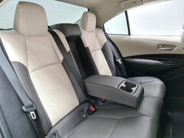 corolla altis premium hybrid 1.8 flex 2021 aceito troca - Foto 20